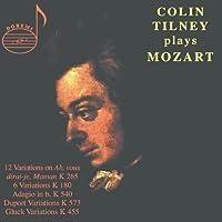 Colin Tilney Mozart Vol. 1