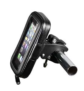 ネクストゼロワン iPhone5s/5c/5対応ケース&クリップタイプマウントセットZIP-BAG-CASE iPhone HLD-13006