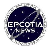 NEWS【(集合)クリアファイル+オリジナルフォトセット】LIVE TOUR 2018 EPCOTIA(エプコティア) + 【NEWS】公式写真 1種 セット
