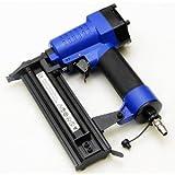 SEIKOH 釘打ち機 エアータッカー フィニッシュネイラー 針 15mm~50mm 最大100本装填可能 キャリーケース付