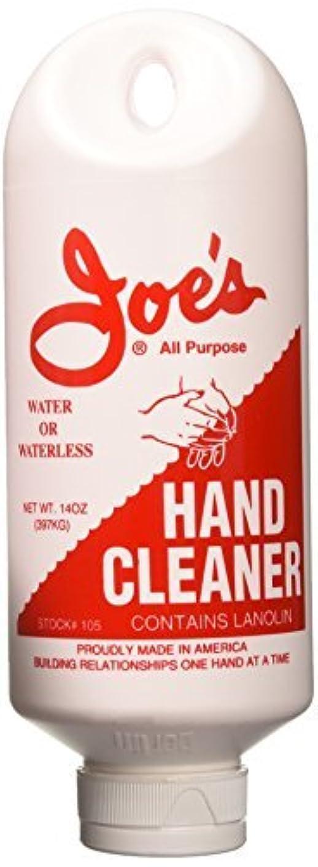防水銀付与Joe's Hand Cleaner 105 Hand Cleaner,14oz,Pack of 1 [並行輸入品]