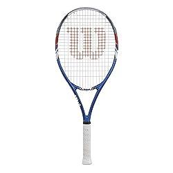 Wilson(ウイルソン) [ガット張り上げ済] 硬式テニス ラケット US OPEN ADULT 2 WRT3256002