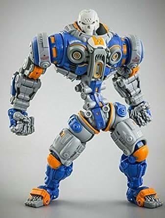 Astrobots Toy 1/12 Apollo アポロ アクション ロボット フィギュア 可動 #A01 ブルー