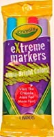 Extreme Markers Ultra Bright by Crayola