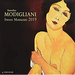 Amadeo Modigliani Sweet Moments 2019 (FINE ARTS)