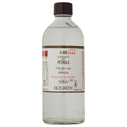 ホルベイン 画溶液  ペトロール O400 200ml