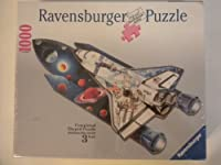Ravensburger Jigsaw Puzzle: Space Shuttle by Ravensburger