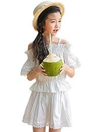 d8eb41d0f6d70 Amazon.co.jp  150 - ワンピース・チュニック   ガールズ  服 ...