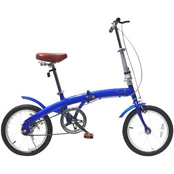 21Technology (OL-16)折りたたみ自転車 16インチ