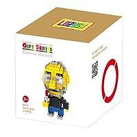 lozusa Steve Jobs Cartoon Character 170個ダイヤモンドブロックMini Figure Hero Microブロック建設モデル、micro-sized Buildingセット親子ゲーム建物ブロック子供の教育玩具