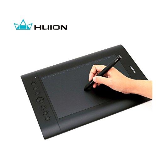 HUION プロフェッショナルペンタブ H610 PROペンタブレット