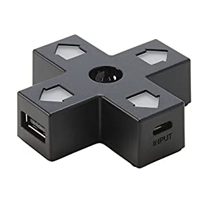 【PS4 CUH-2000 対応】 8BITDO DPAD USB HUB