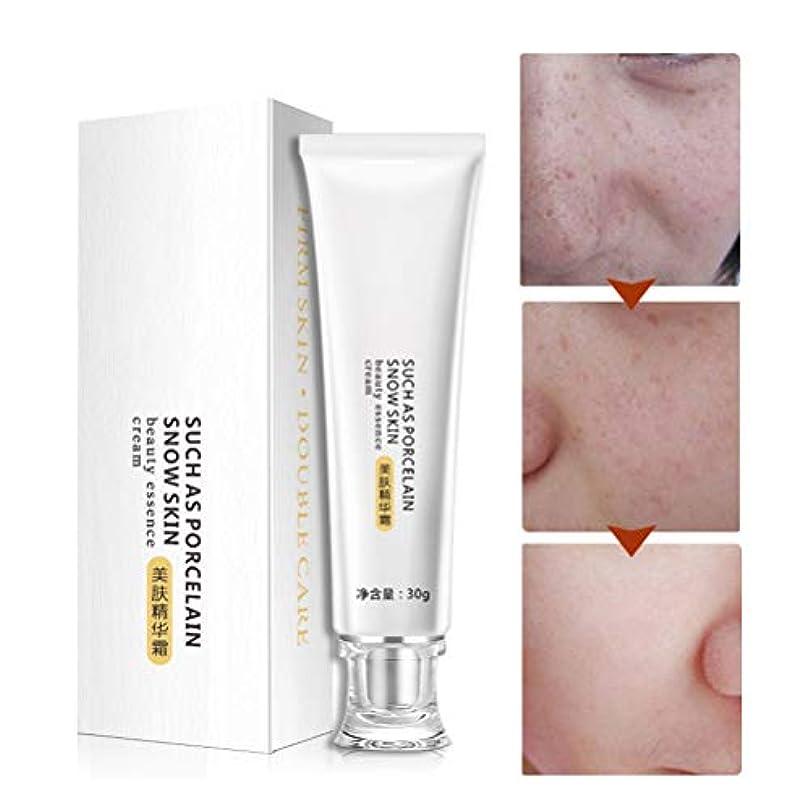 落ちた弾性小包BTSMAT 暗い肌の全身のためのクリームの保湿のクリームを白くする強力な皮