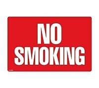 COSCO No Smoking/No Fumar Sign 8 x 12 [並行輸入品]