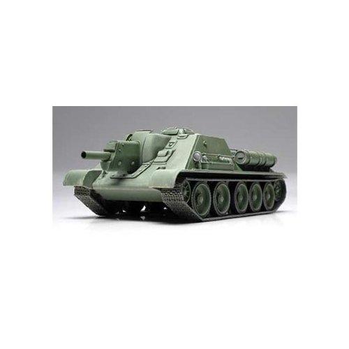1/48 ミリタリーミニチュアコレクション ソビエト自走砲 SU-122 (完成品) 26523