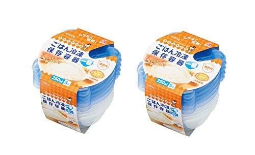 【まとめ買い】キチントさん ごはん冷凍保存容器 一膳分 25...