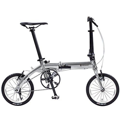 RENAULT(ルノー) PLATINUM LIGHT6 14インチ 折りたたみ自転車