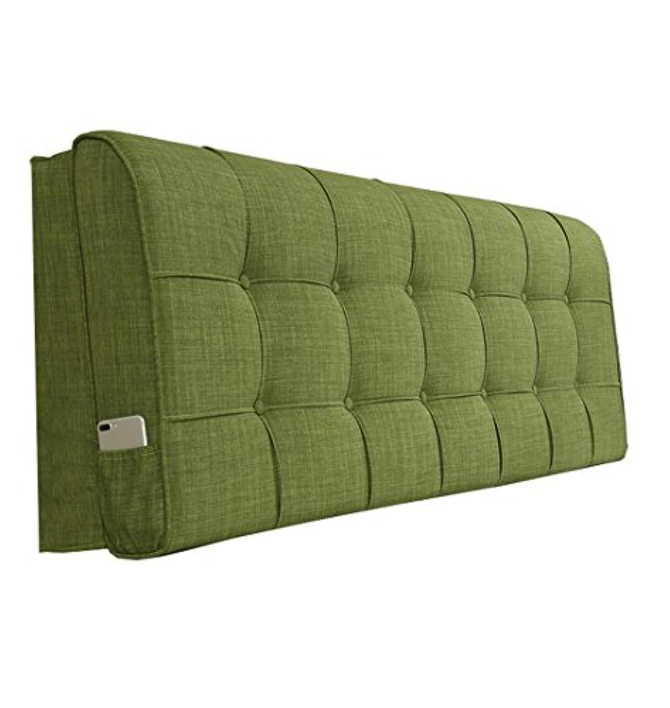 抱き枕 枕の背中のクッションは、本の枕として使用することができます枕の腰のクッションを参照してくださいベッドのための首の枕の背もたれ(緑??) (サイズ さいず : 160×10×58cm)