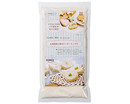 北海道産小麦のクッキーミックス / 200g TOMIZ/cuoca(富澤商店)