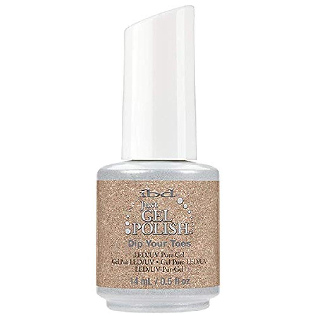 明確な経済望みibd Just Gel Nail Polish - Dip Your Toes - 14ml / 0.5oz