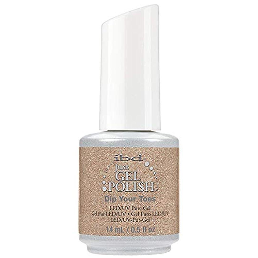名誉ある止まる遺体安置所ibd Just Gel Nail Polish - Dip Your Toes - 14ml / 0.5oz
