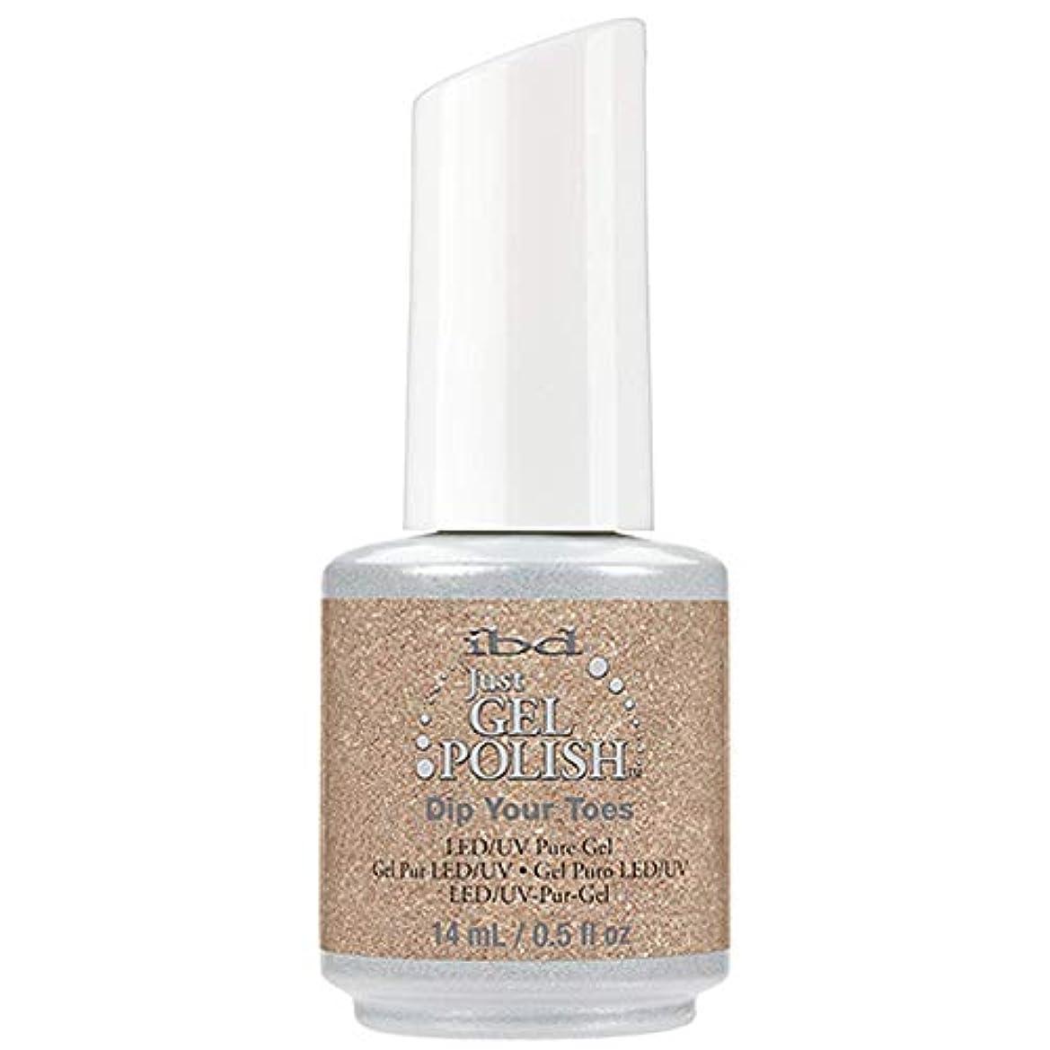 ディレクトリうるさい宇宙飛行士ibd Just Gel Nail Polish - Dip Your Toes - 14ml / 0.5oz