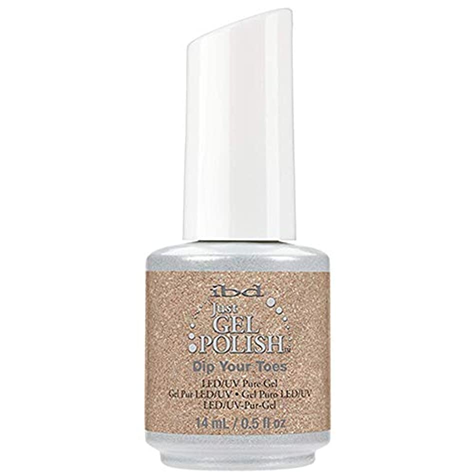 神経障害サイクロプス乗り出すibd Just Gel Nail Polish - Dip Your Toes - 14ml / 0.5oz