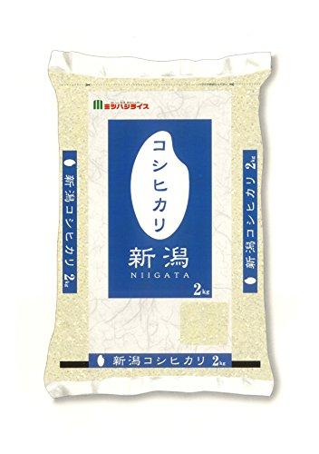 新潟県産コシヒカリ 2Kg