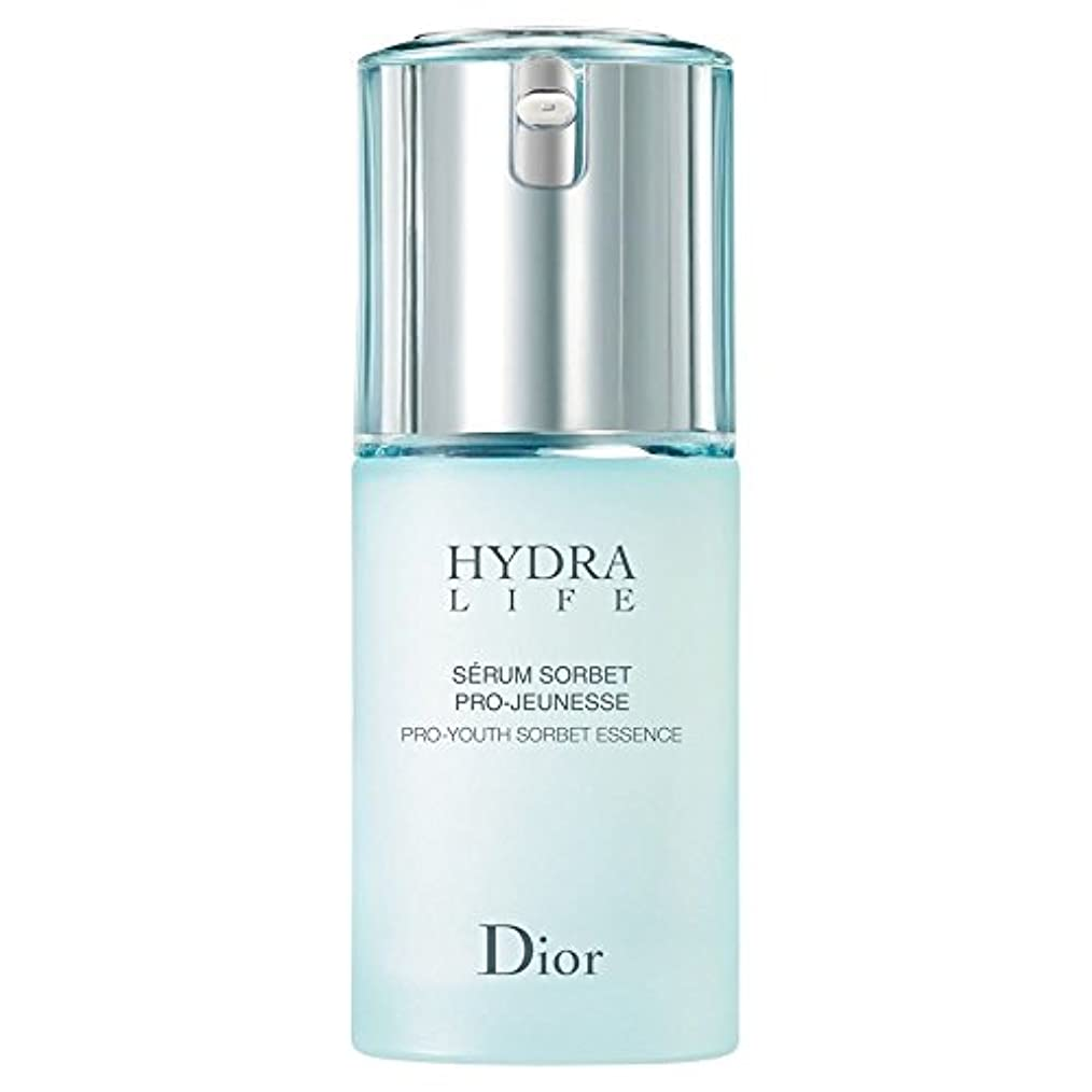 漏れ住む色[Dior] ディオールヒドラライフプロ若者シャーベットセラム30Ml - Dior Hydra Life Pro-Youth Sorbet Serum 30ml [並行輸入品]