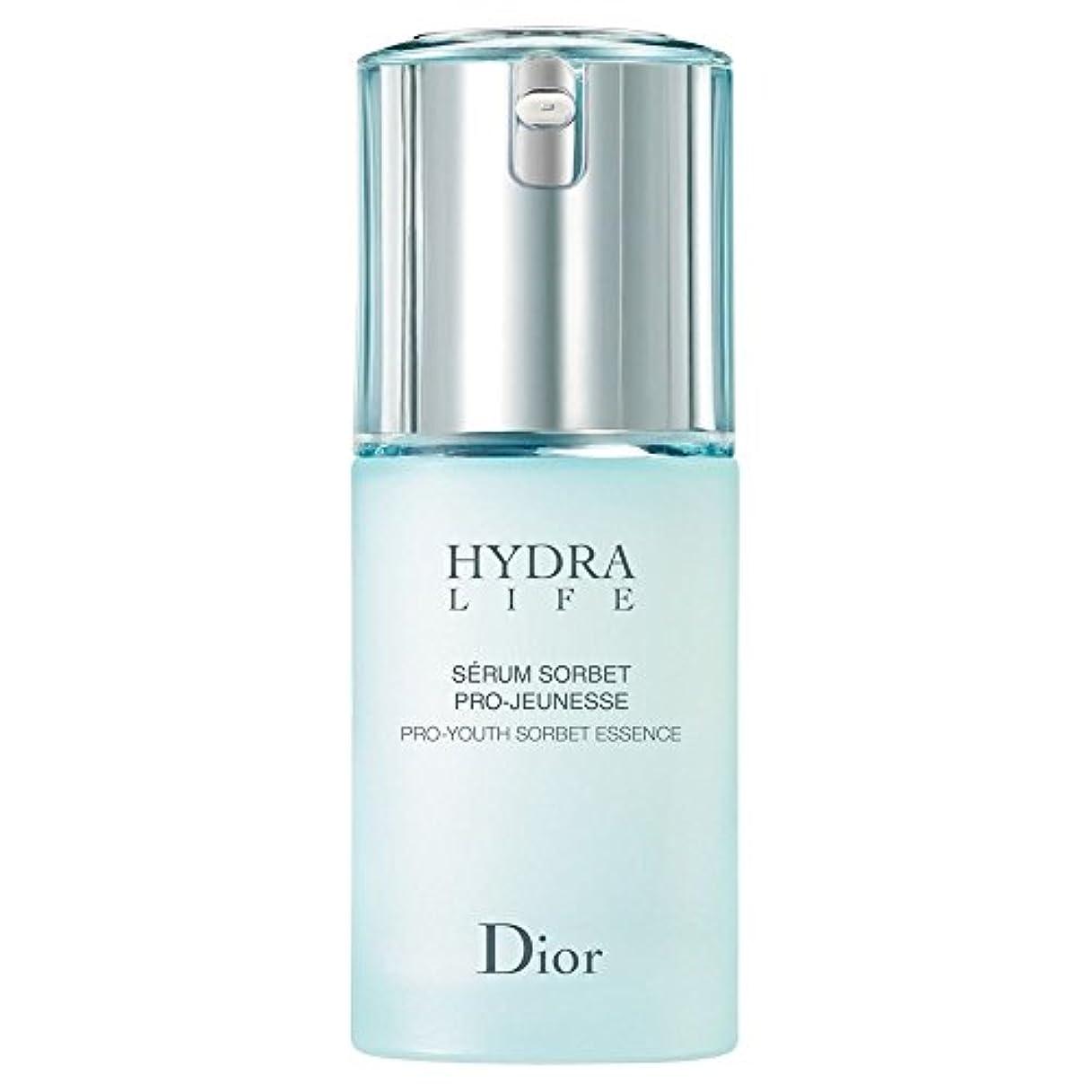 スチュワーデス隔離両方[Dior] ディオールヒドラライフプロ若者シャーベットセラム30Ml - Dior Hydra Life Pro-Youth Sorbet Serum 30ml [並行輸入品]