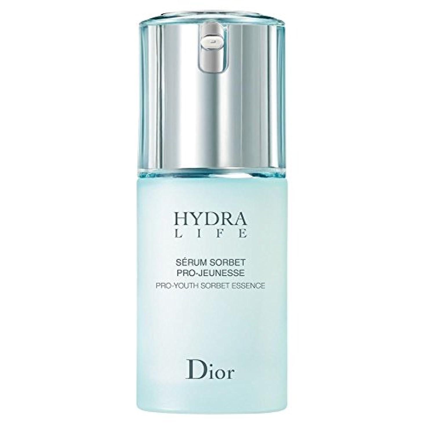 挨拶する価値噴水[Dior] ディオールヒドラライフプロ若者シャーベットセラム30Ml - Dior Hydra Life Pro-Youth Sorbet Serum 30ml [並行輸入品]