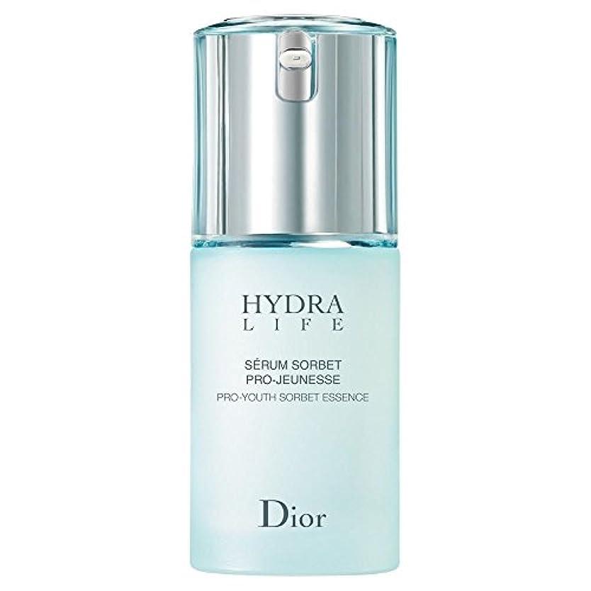 所得限られたよろめく[Dior] ディオールヒドラライフプロ若者シャーベットセラム30Ml - Dior Hydra Life Pro-Youth Sorbet Serum 30ml [並行輸入品]