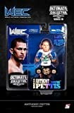 UFC Ultimate Collector Series 10 WEC Limited Edition Anthony Pettis Numbered to 750 by Round 5 [並行輸入品]