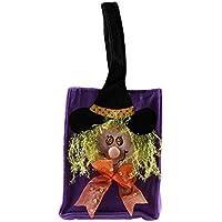 ハロウィンキッズキャンディバッグ3Dカラフルな魔女のトリックやキャンディバッグを扱います