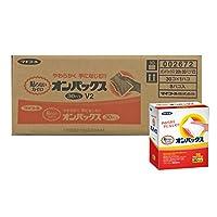 【ケース販売】 オンパックス 貼らないカイロ 240個入(30個入×8個) 【日本製/持続時間約20時間】
