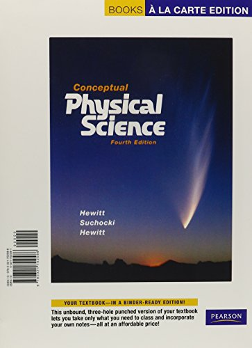 Download Books a la Carte for Conceptual Physical Science 0321702581