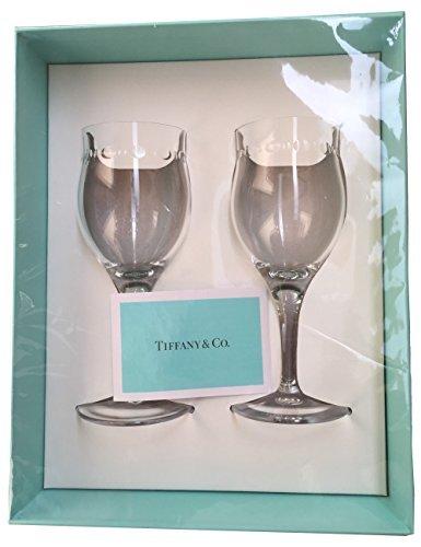 ティファニー スウィング ワイングラス ペア