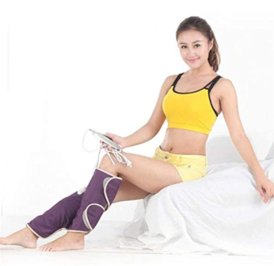 展望台ハンディキャップ命令電気マッサージ器、遠赤外線電気膝パッド、3つの振動モード、理学療法装置、血液循環の促進、筋肉の弛緩