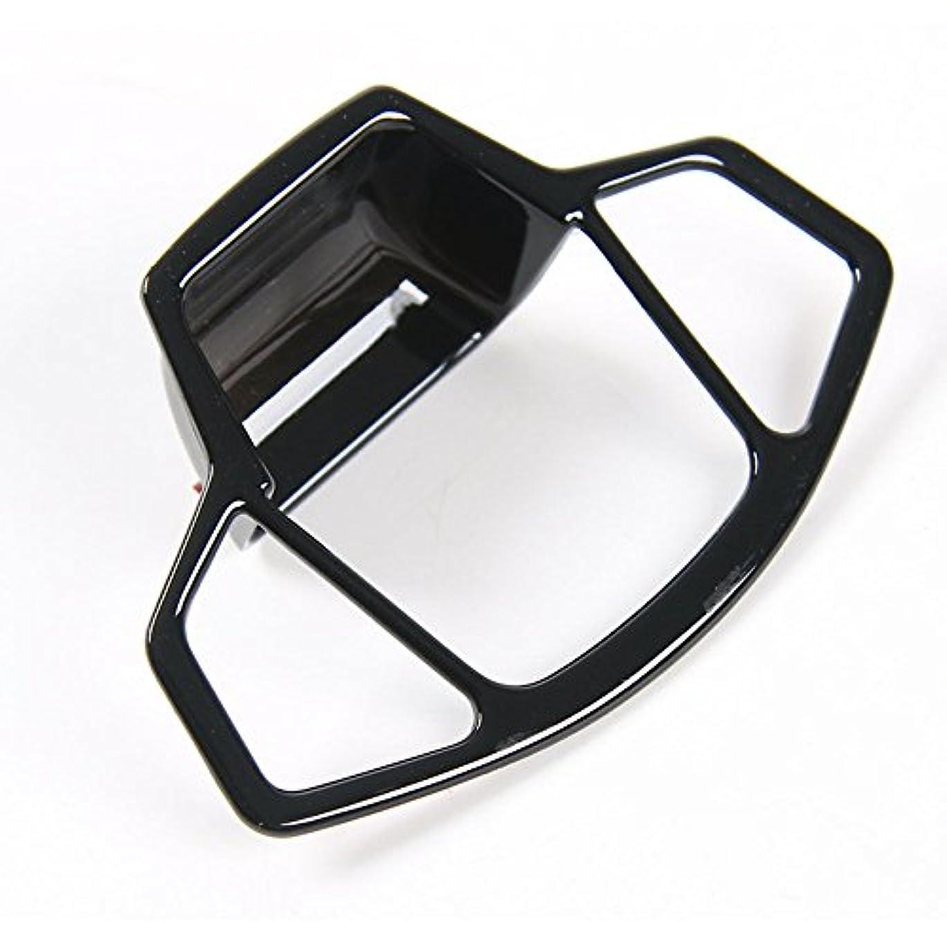 追放驚いた要旨Jicorzo - Car Electronic Handbrake Parking Button Cover Trim Black For Jeep COMPASS 2017-2018 Car Interior Accessories Styling