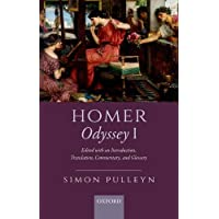 Homer, Odyssey: Edited With an Introduction, Translation, Commentary, and Glossary