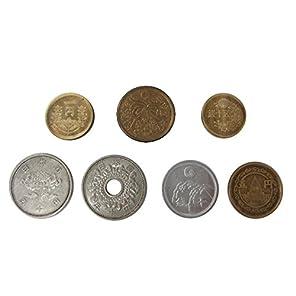 昭和レトロ 現代コイン 7枚セット