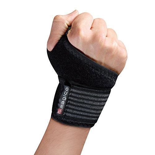 中山式 Dr.magico 手首固定帯(左右セット)