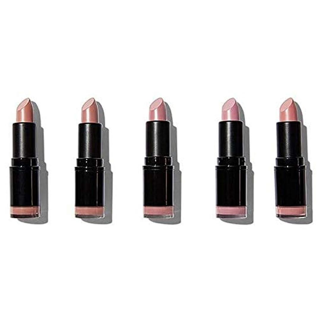 ビーチ圧力ピュー[Revolution ] ヌード革命プロ口紅のコレクションマット - Revolution Pro Lipstick Collection Matte Nude [並行輸入品]