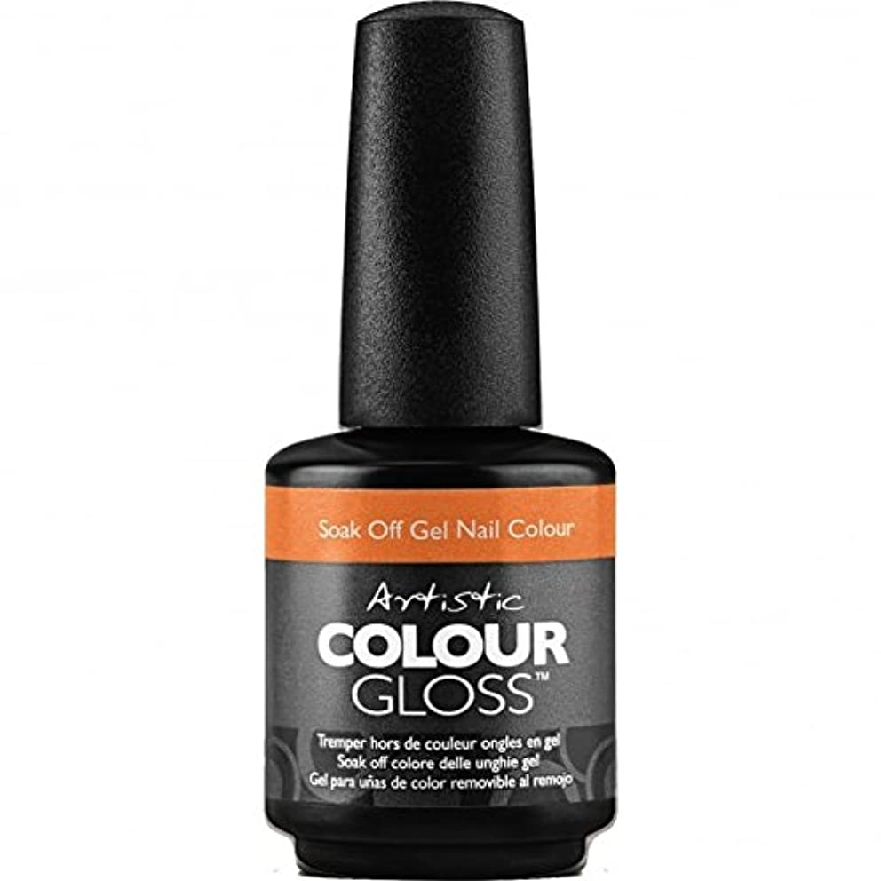 批判する誓う没頭するArtistic Colour Gloss - Crushed It - 0.5oz / 15ml