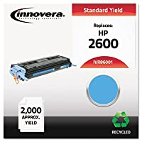 Innovera 86001互換再生トナー2000ページ印刷可シアンクイック&簡単インストール
