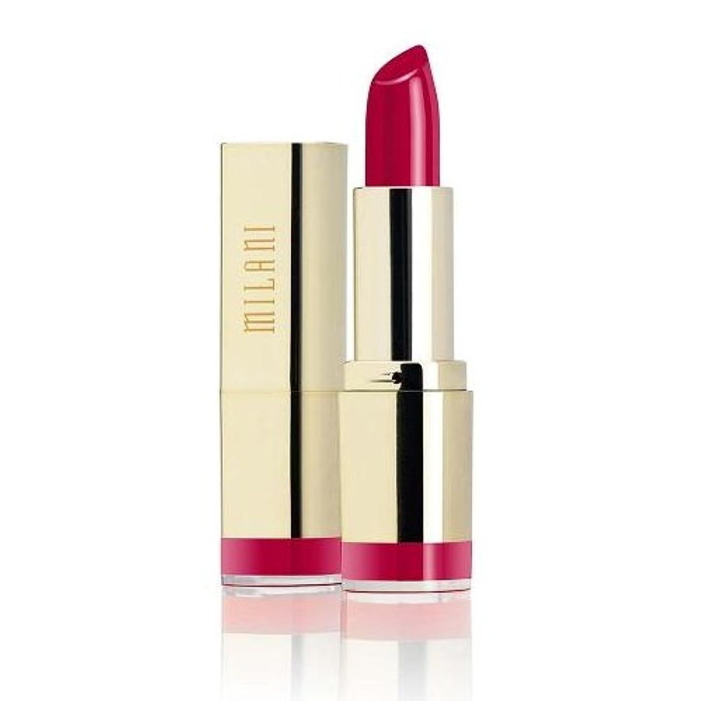ハウスせがむ人差し指MILANI Color Statement Lipstick - Ruby Valentine (並行輸入品)