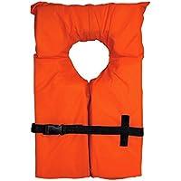 Kwik Tek 10000 – 15-a-or一般Boatingライフジャケット – オレンジ