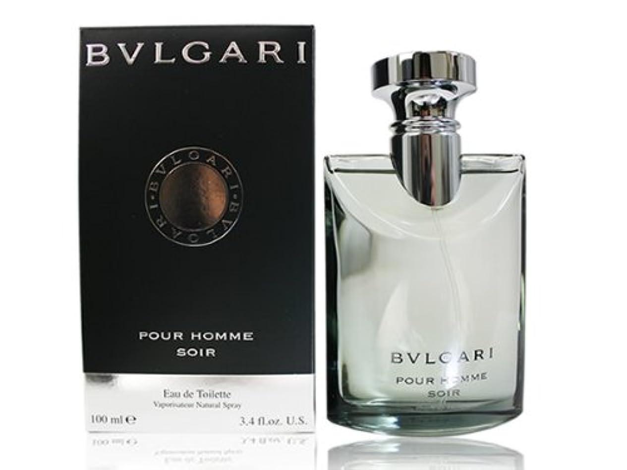 どのくらいの頻度で薬理学香水BVLGARI ブルガリ ソワール プールオム 100ml EDT オードトワレ (並行輸入品)