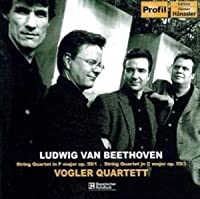 Beethoven: String Quartets, Opp. 59:1,3 (2007-09-25)