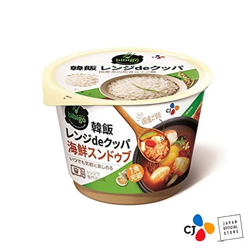 bibigo 韓飯 レンジdeクッパ 海鮮 スンドゥブ 12個セット